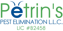Petrin's PEST ELIMINATION L.L.C., Logo